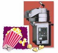 Consider a case where the owner of a popcorn machine wants to set his/her machine for optimal performance. There are three parameters that regulate rate of popping: (A) heat setting, (B) oil type (coconut, vegetable), and (C) hot plate. A combination of these parameters pops popcorn the fastest. What's the best combination? DOE can help.